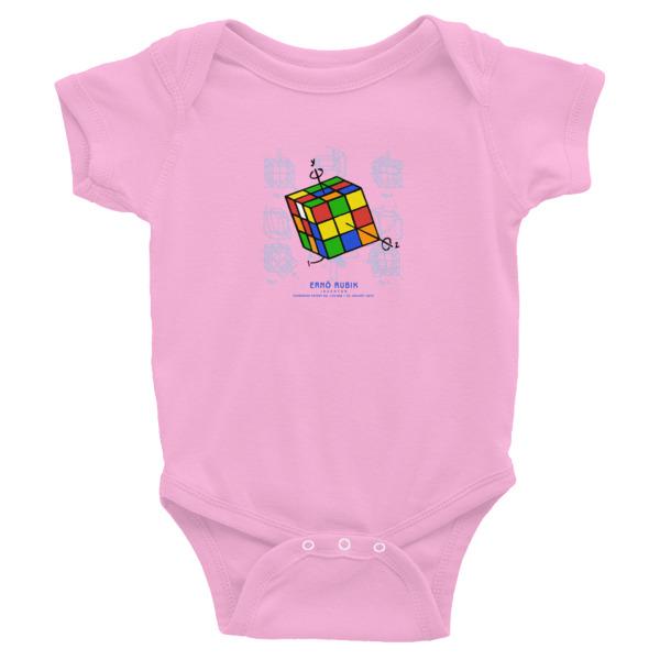 Magic Cube Wee Onesie PINK