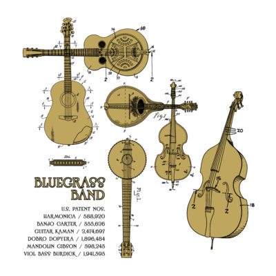 Bluegrass Band Design