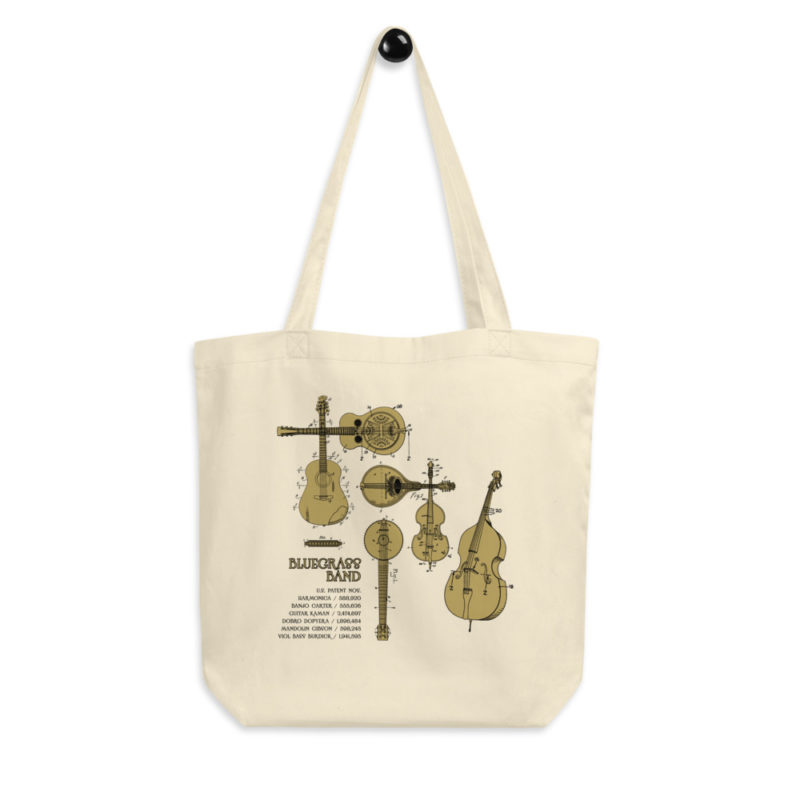 Bluegrass Band Patents HangingTote Oyster