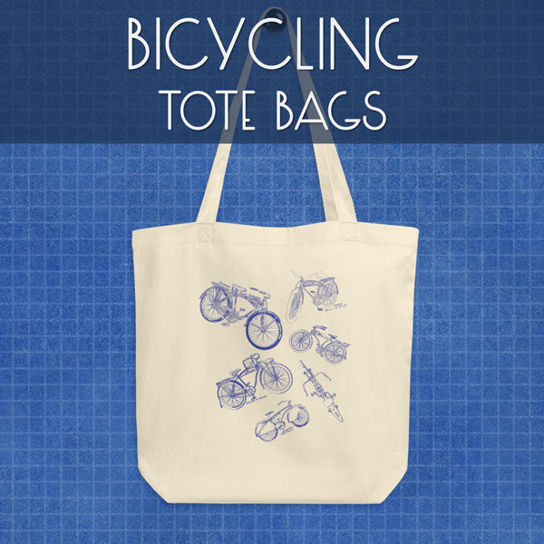 Bicycling | Tote Bags