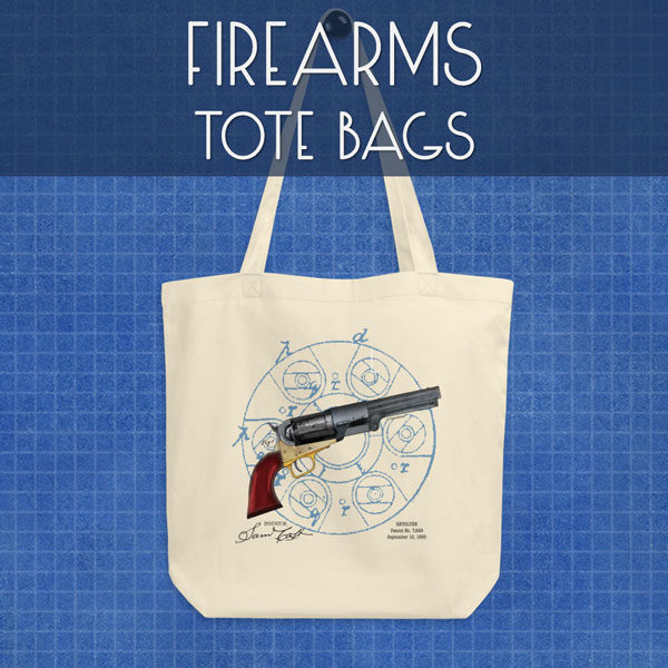 Firearms | Tote Bags