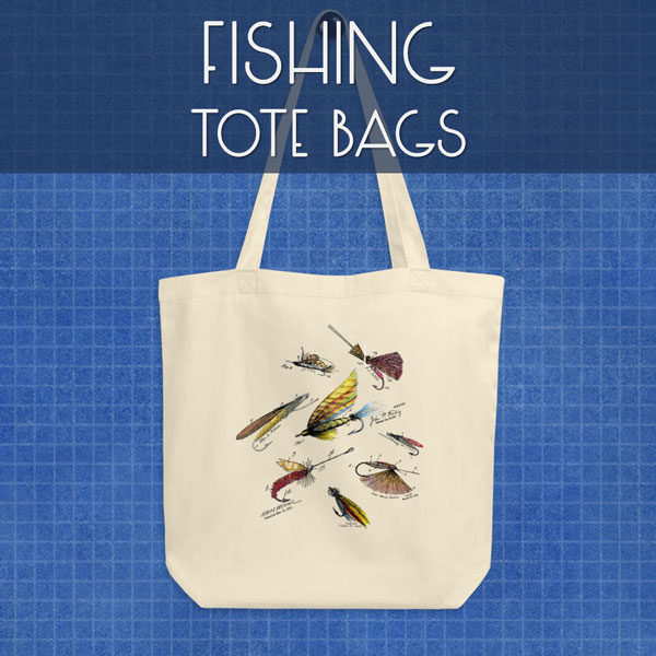 Fishing | Tote Bags