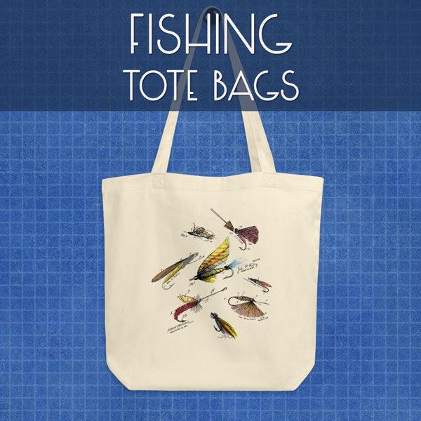 Fishing | Tote Bags