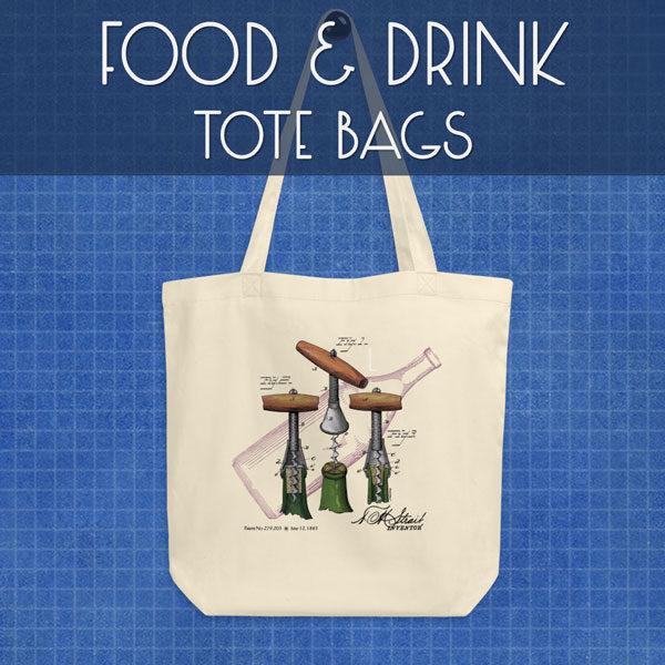 Food & Drink | Tote Bags