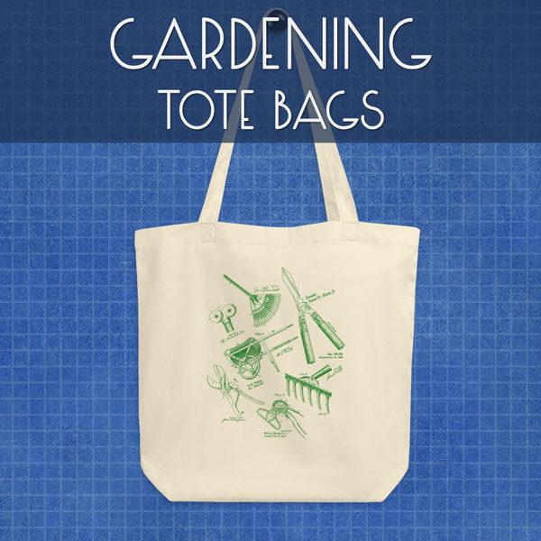 Gardening | Tote Bags