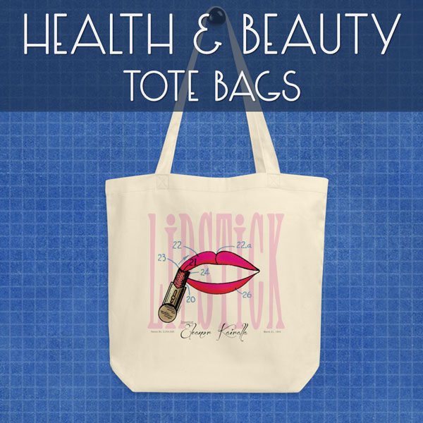 Health & Beauty | Tote Bags