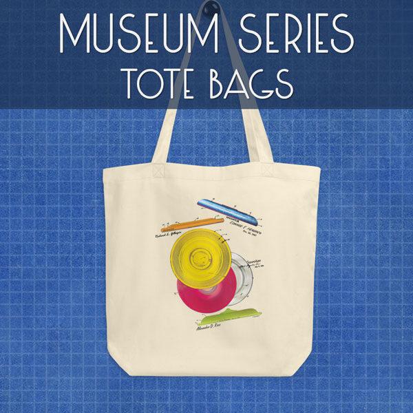 Museum Series | Tote Bags