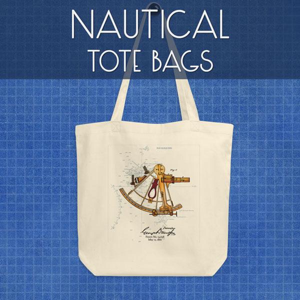 Nautical | Tote Bags