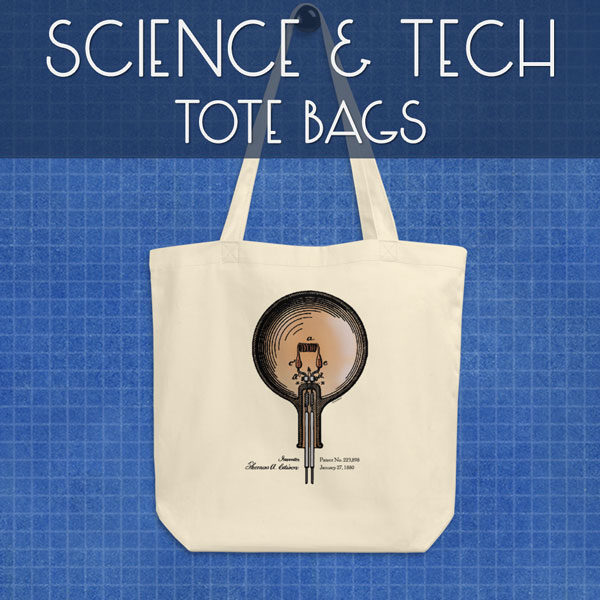 Science & Tech | Tote Bags