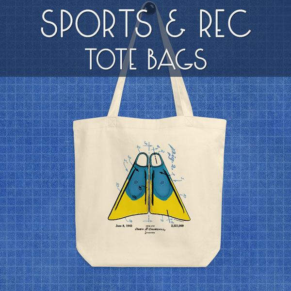 Sports & Rec | Tote Bags