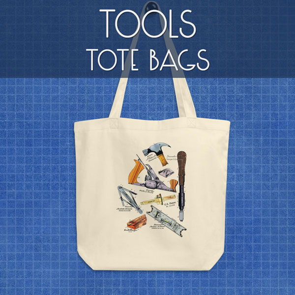 Tools | Tote Bags