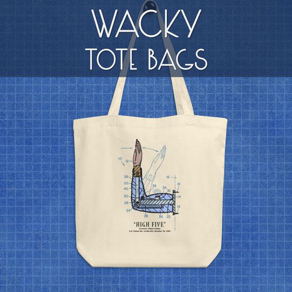 Wacky | Tote Bags