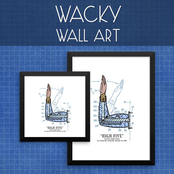 Wacky | Wall Art