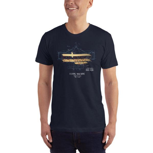 Flying Machine Unisex T-Shirt USA