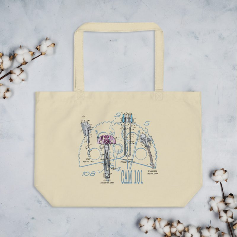 Cam 101 Tote Large Oyster
