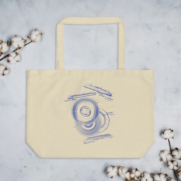 Frisbie MS|Lineart Tote Large Oyster