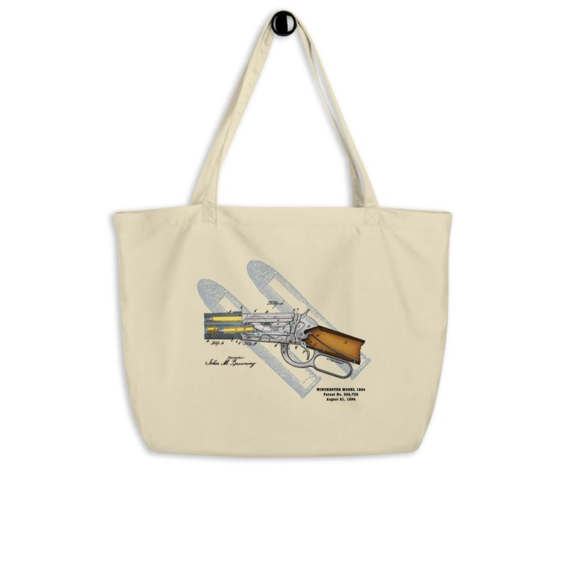 Winchester 1894 Patent Tote Large Oyster hanging