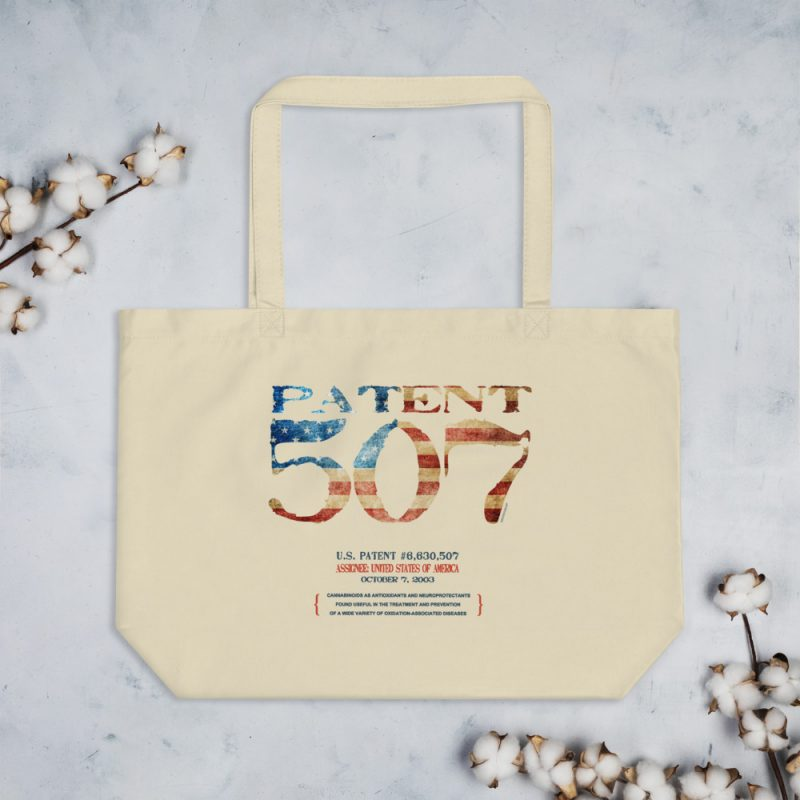 Patent 507 Tote Large Oyster