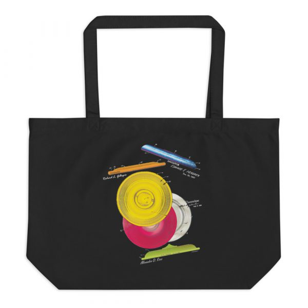 Frisbie MS|Color Tote Large Black