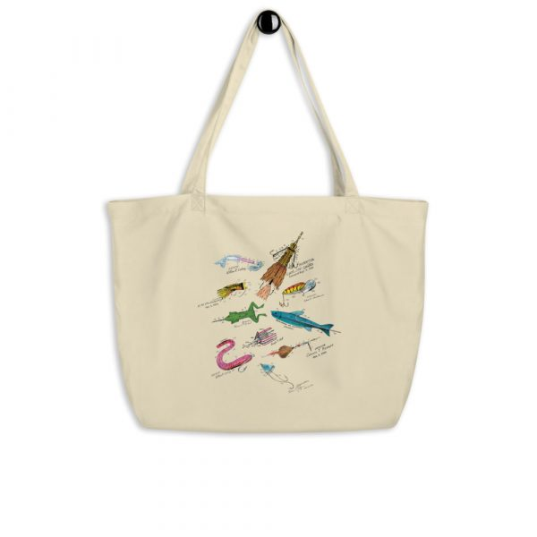 Lures MS-Color Tote Large Oyster