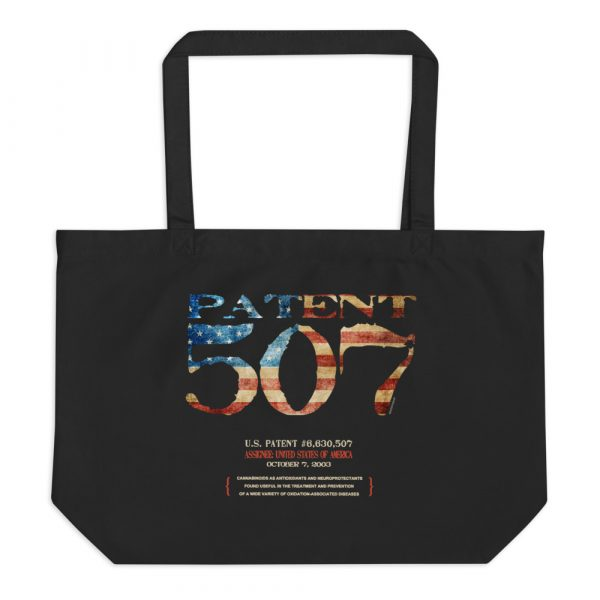 Patent 507 Tote Large Black