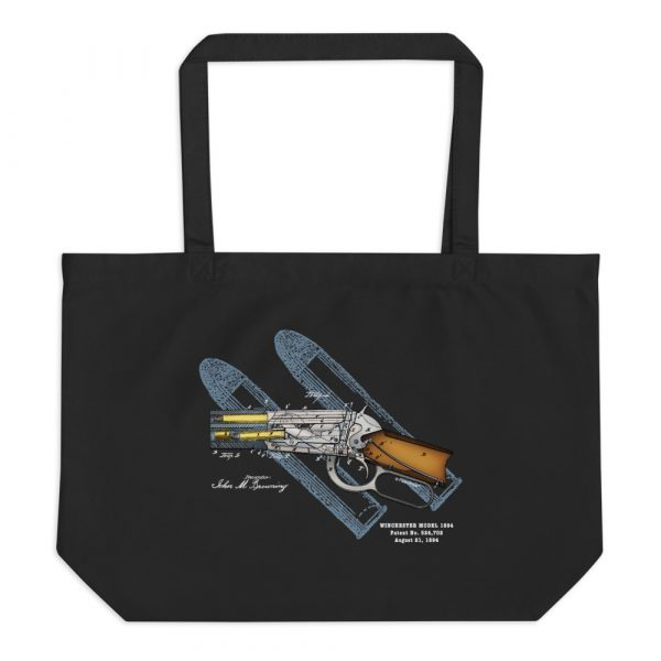 Winchester 1894 Patent Tote Large Black