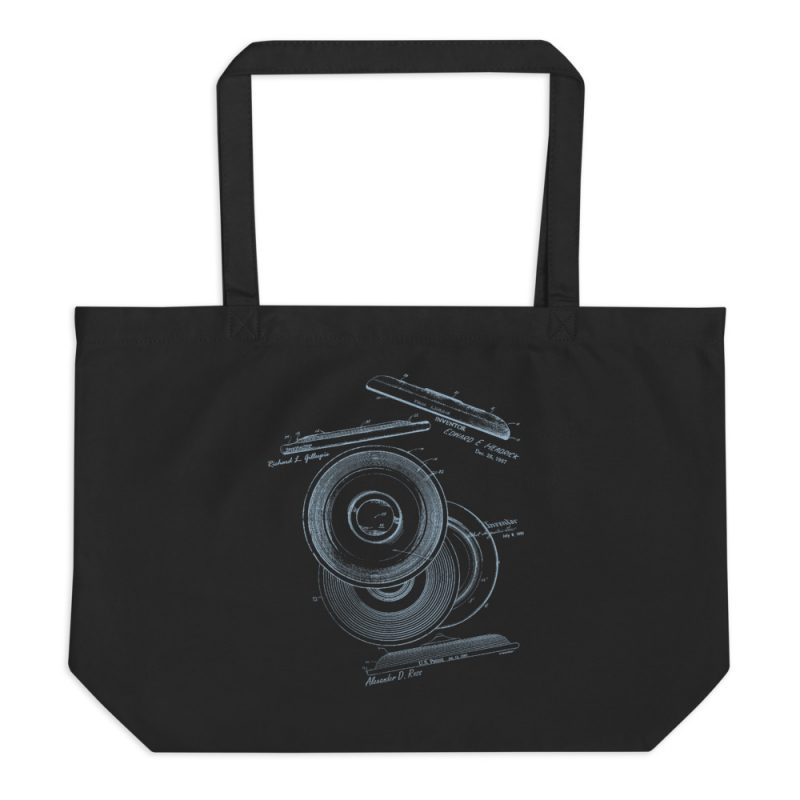 Frisbie MS|Lineart Tote Large Black