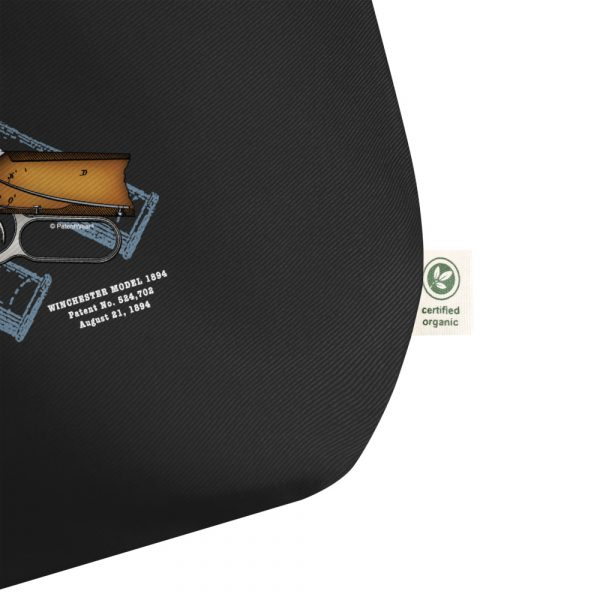 Winchester 1894 Patent Tote Large detail