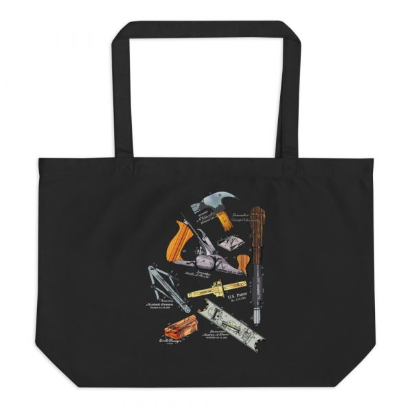 Tools MS|Color Tote Large Black