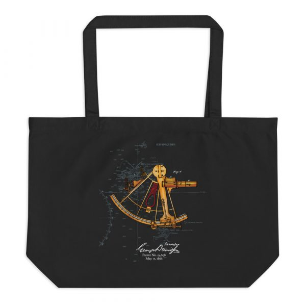 Sextant Patent Tote Large Black